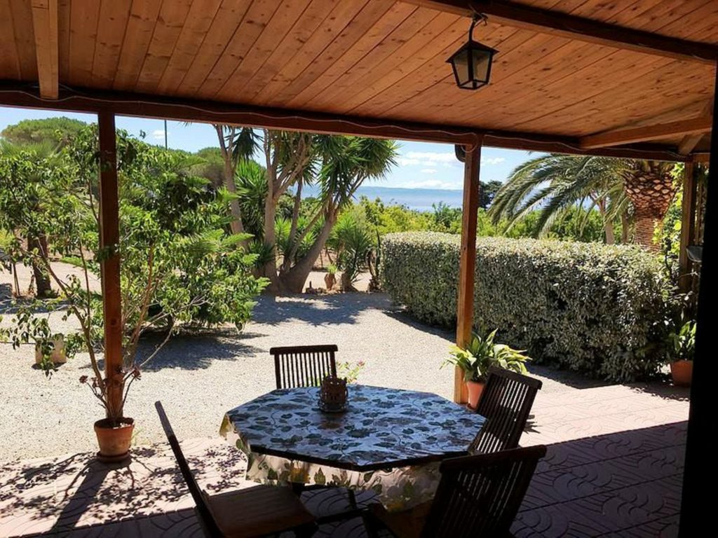 Cottage bluAlghero accommodation ©bluAlghero