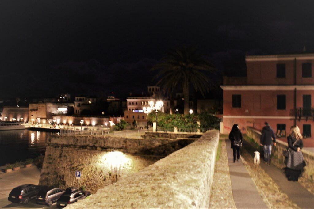 Bastioni Alghero ©bluAlghero